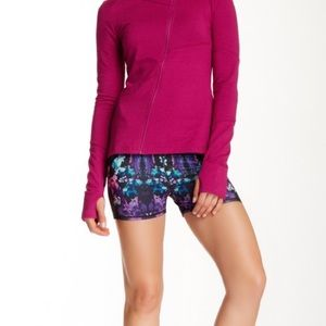 Fabletics Moro Colorful Workout Shorts